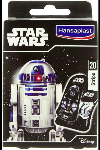 Hansaplast 20kpl Kids Disney Star Wars -lastenlaastari