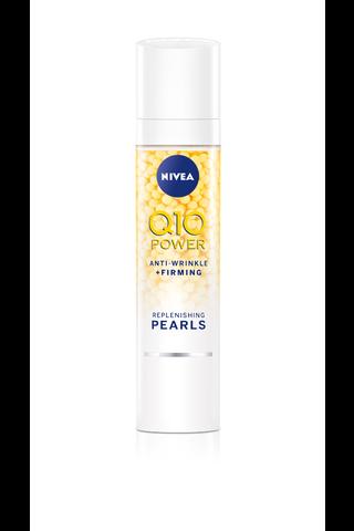 NIVEA 40ml Q10 POWER Anti-Wrinkle + Firming Serum Pearls -seerumi