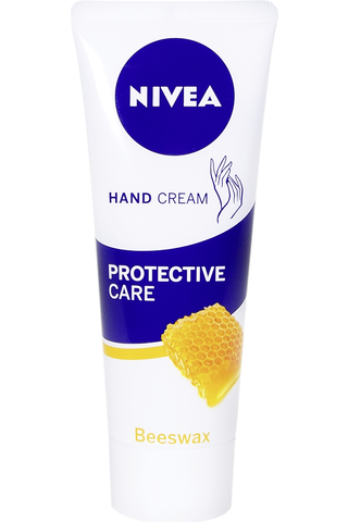 NIVEA 75ml Protective Care Honey Hand Cream -käsivoide