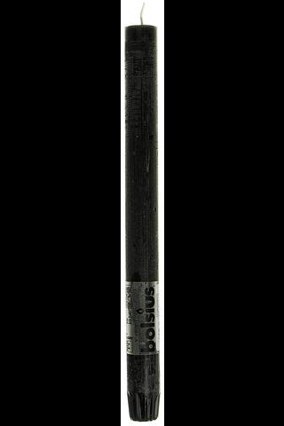 Bolsius 23/270 musta kruunukynttilä