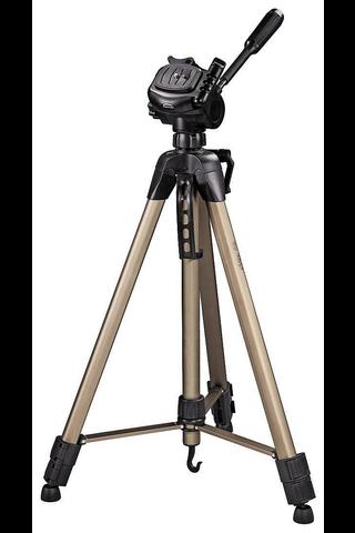 Hama Jalusta Star 63. Maksimi korkeus 166cm. Minimi korkeus 66cm. Paino 1740g