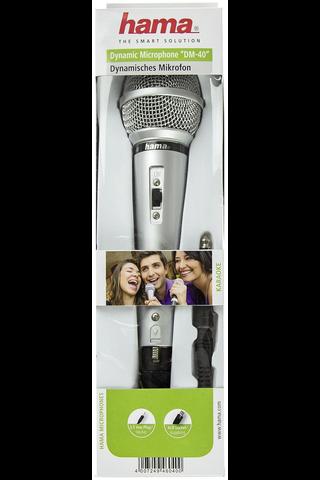 Hama dynaaminen mikrofoni DM40
