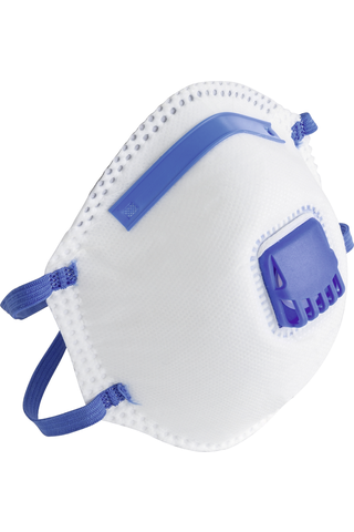 Lux FFFP2 hengityssuojain venttiilillä 3 kpl