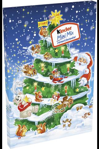 Kinder Joulukalenteri