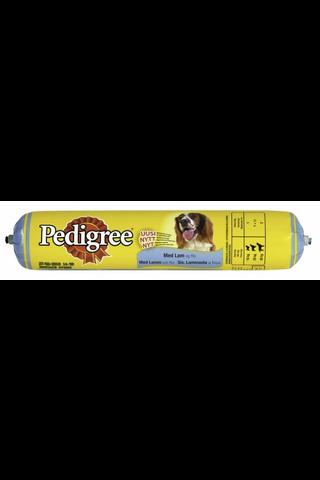 Pedigree koiranmakkara Lammas & Riisi 500g