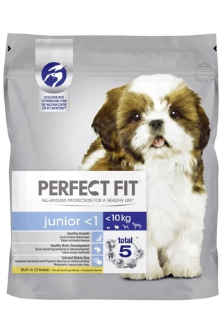 Perfect Fit Junior XS/S sis. Kanaa 825g
