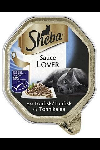 Sheba Sauce Lover Tonnikalaa MSC 85g