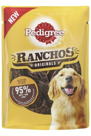Pedigree Ranchos Originals Kanaa 70g