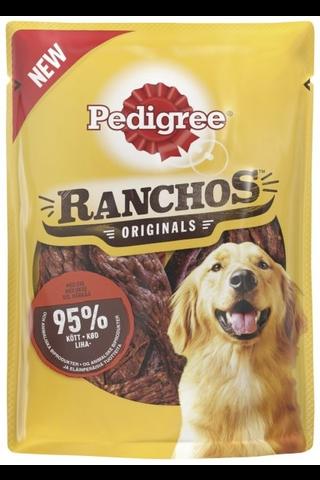 Pedigree Ranchos Originals Härkää 70g