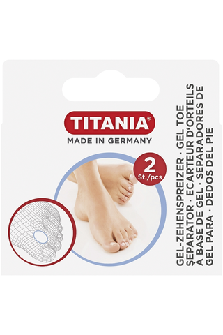 Titania varpaanoikaisija / -erottaja 2kpl