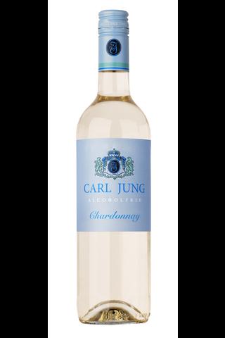 Carl Jung Chardonnay alkoholiton valkoviini 0,75L
