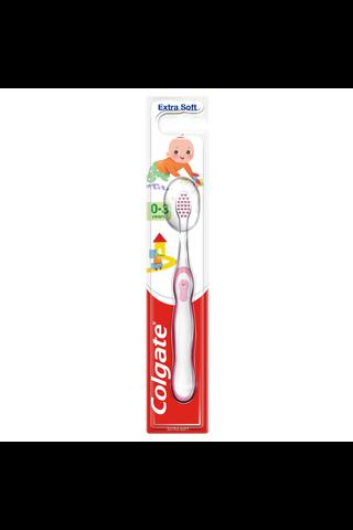 Colgate 0-2 vuotta hammasharja 1kpl