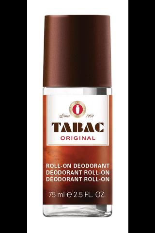 Tabac Original 75ml Deodorant Roll On
