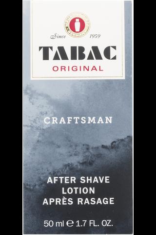 Tabac Original 50 ml Craftsman After Shave Lotion partavesi