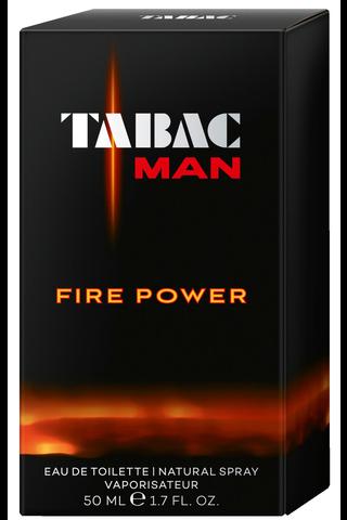 Tabac 50 ml Fire Power EdT tuoksu