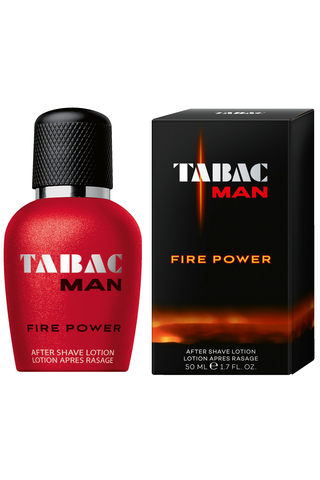 Tabac 50 ml Fire Power After Shave