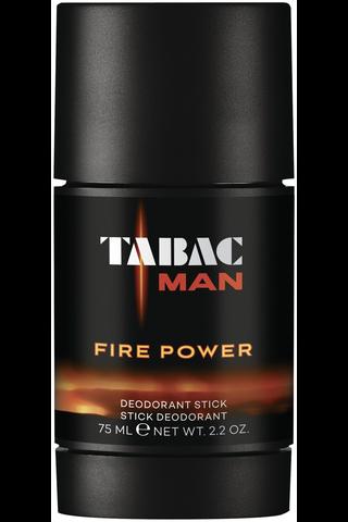 Tabac 75 ml Fire Power Deodorant Stick