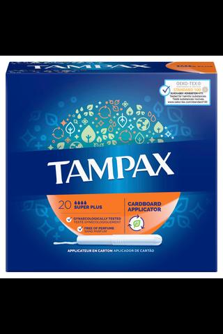 Tampax 20kpl Superplus tamponi