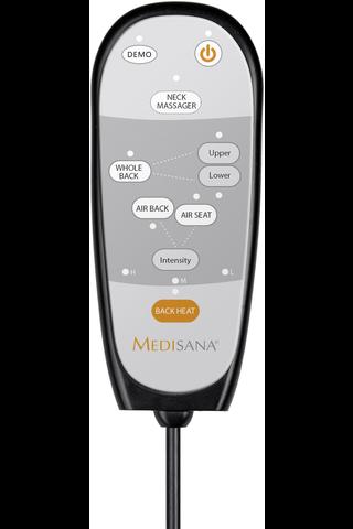 Medisana MC825 Shiatsu-akupainanta hierontaistuin