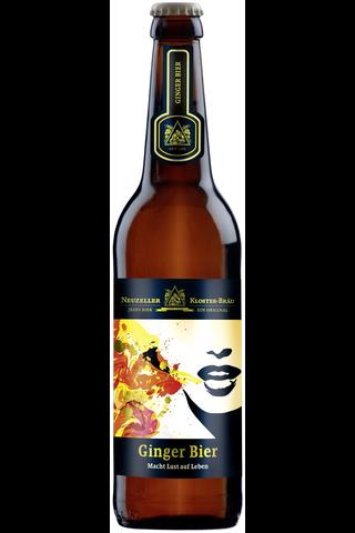 Neuzeller Ginger Bier 3,6% 0,5L inkivääriolut