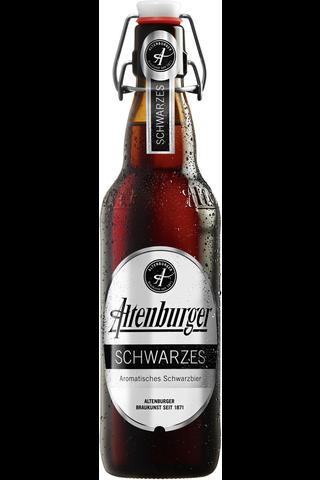 Altenburger 50cl Schwarzes 4,9% tumma olut