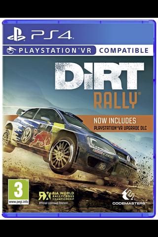 PlayStation 4 VR Dirt Rally