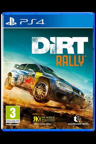 PlayStation 4 peli Dirt Rally