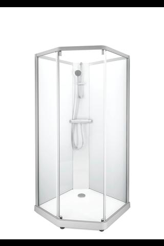 Ido showerama 10-5 suihkukaappi 90 x 90