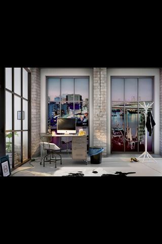 Studio Decor valokuvatapetti 4-017 Loft XXL 368x248cm