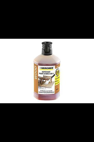Kärcher 3 in 1 puun puhdistusaine 1l painepesuriin