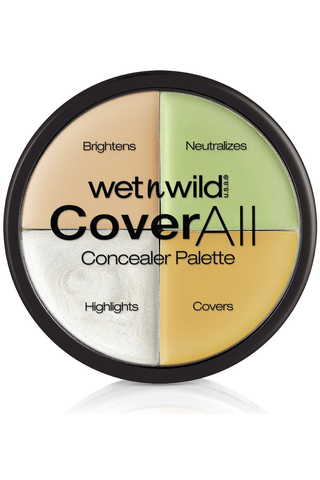 wet n wild 6,5g CoverAll peitevoidepaletti