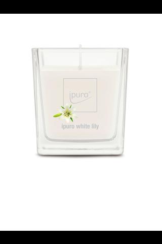 ipuro 125g White Lily kynttilä