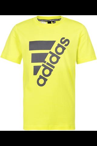 myöhemmin mistä ostaa sävyt Adidas dv0796 lasten t-paita, adidas urh.jalk.&tekst ...