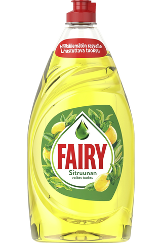 Fairy 780ml Naturals Sitruuna astianpesuaine