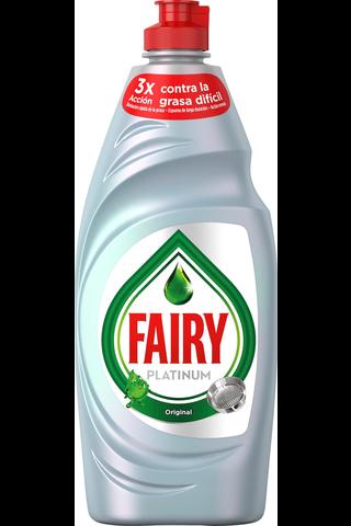 Fairy 500ml Platinum Original astianpesuaine