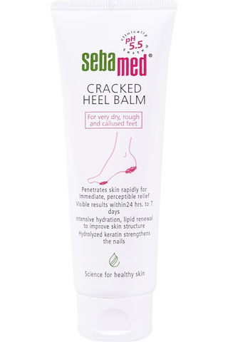 Sebamed 75ml Cracked Heel Balm kantapäävoide