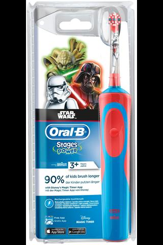 Oral-B Vitality Kids Star Wars sähköhammasharja