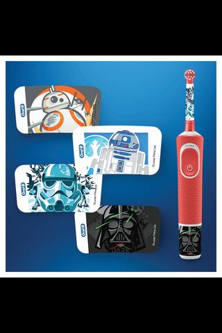 Oral-B Kids Star Wars sähköhammasharja