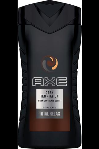 Axe 250ml Dark Temptation suihkusaippua