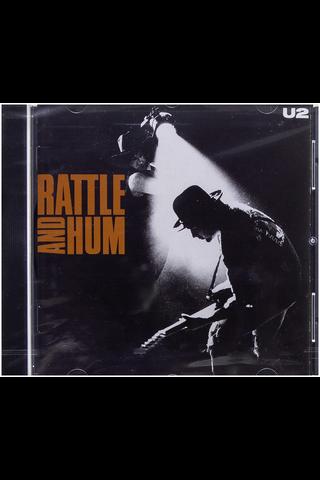 U2:Rattle & Hum
