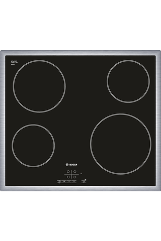 Bosch PKE645B17E keittotaso keraaminen musta