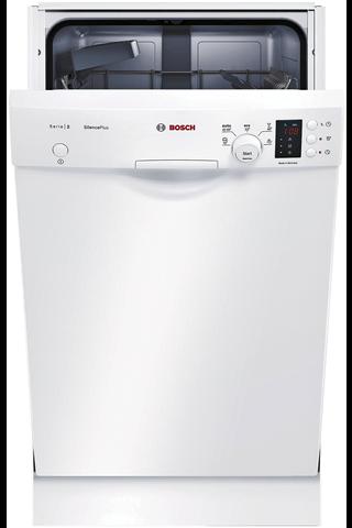 Bosch SPU25CW00S astianpesukone 45cm valkoinen