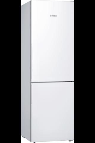 Bosch KGE36VW4A jääkaappipakastin valkoinen