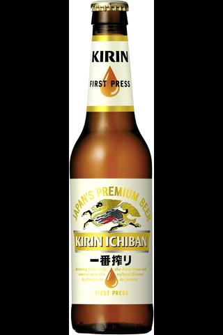 Kirin Ichiban 330ml Olut 5,0 %