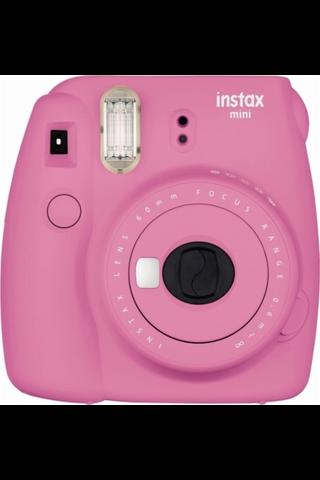 FujiFilm Instax 9 pikakamera pinkki