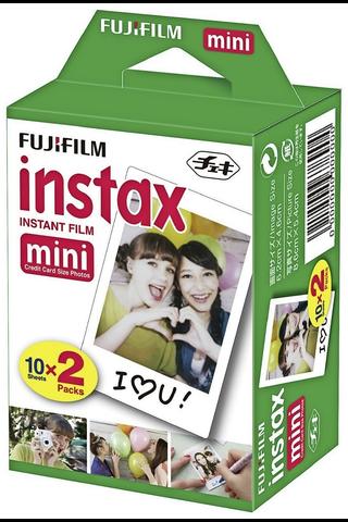 FujiFilm Instax filmi mini 2x10kpl