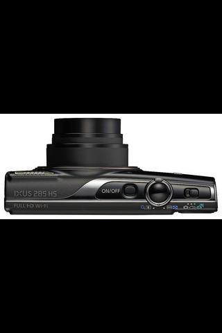 Canon IXUS 285 HS kamera musta