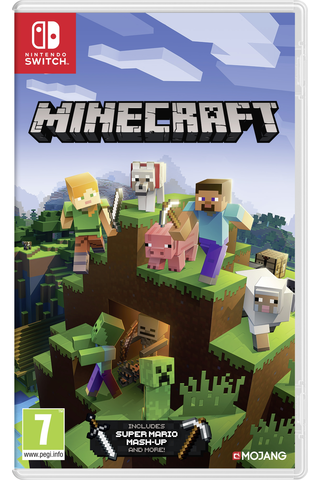 Nintendo Switch Minecraft: Nintendo Switch Edition