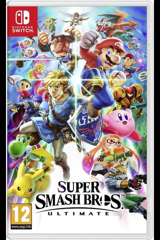Nintendo Switch Super Smash Bros. Ultimate
