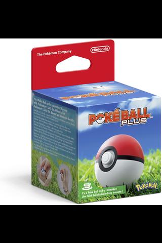 Nintendo Poké Ball Plus lisälaite